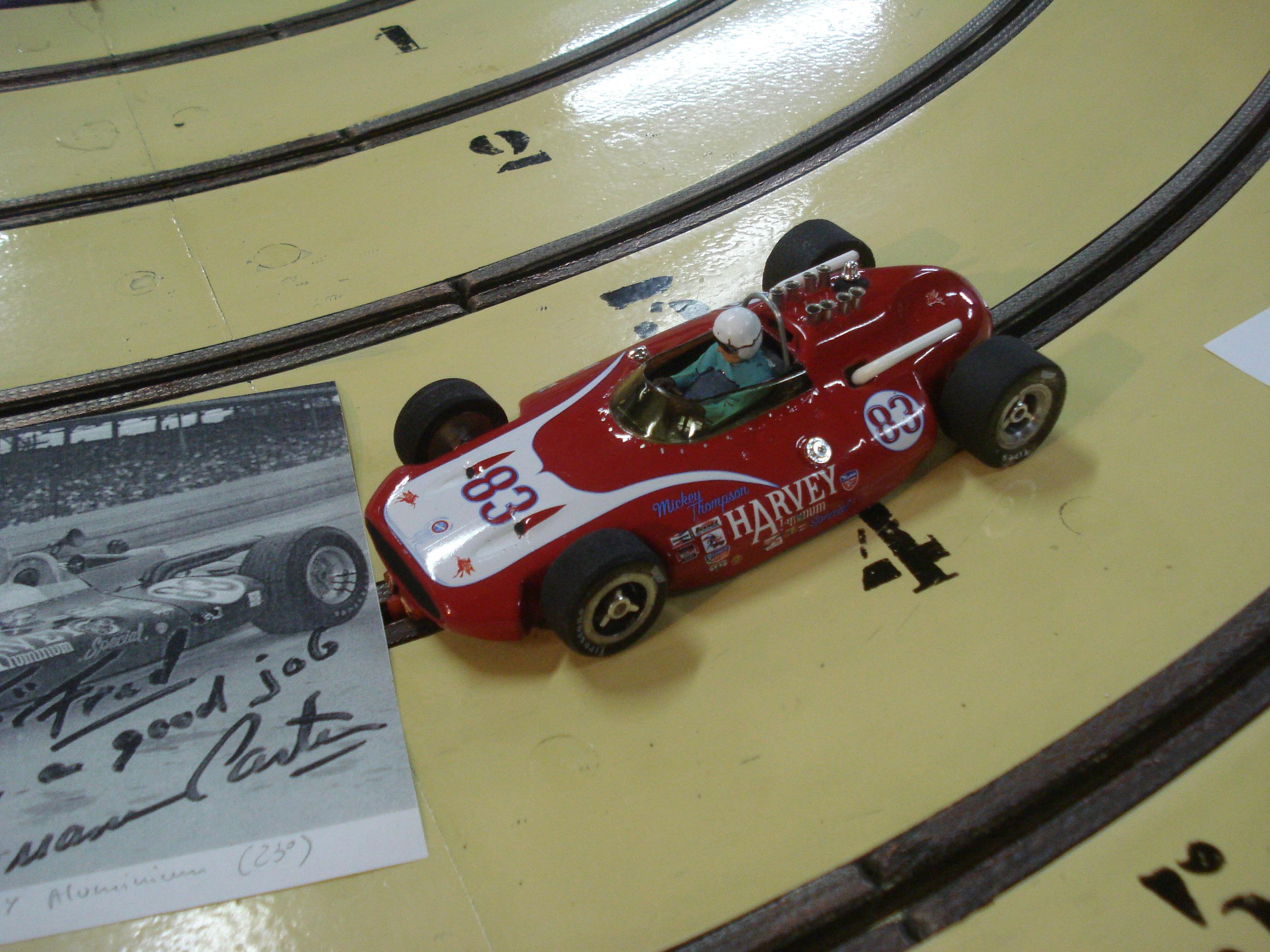 1/24 Harvey Uliana race winner