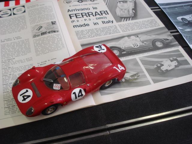 Ferrari P3 Unicar Sbravati premio rarità