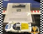 1/24 winner Porsche Russkit Maneo