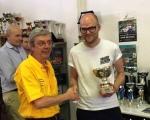 1/32 winner Pete Shepeherd