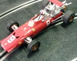 Ferrari 312 Carrera di Morini