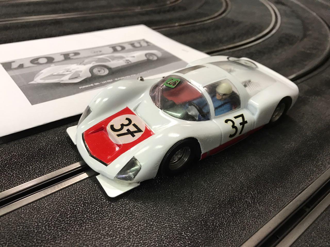Porsche 96 Daudo/Mangani