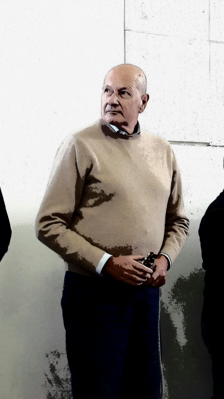 Sir Luciano Luppi