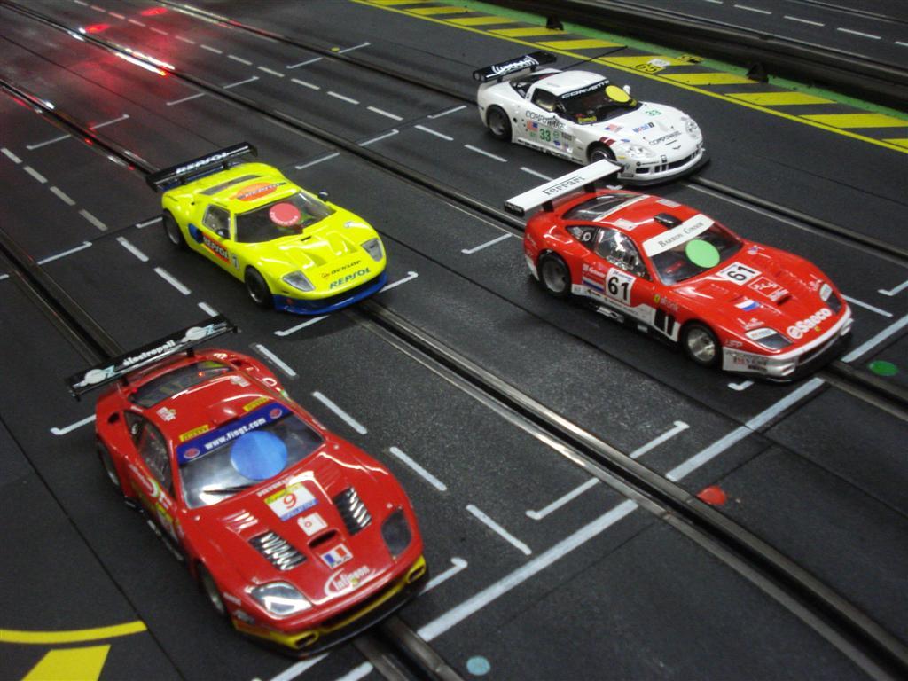 Scala 1/32 - GT FIA SR one 2011