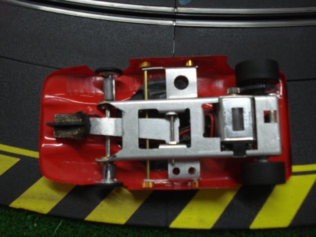 Telaio Revell della McLaren