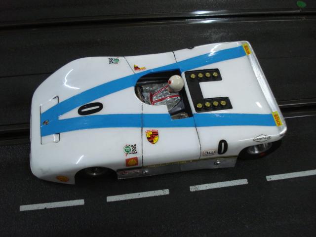 Porsche 917 Can Am by Primo