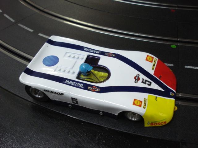 Porsche 908 di Franz