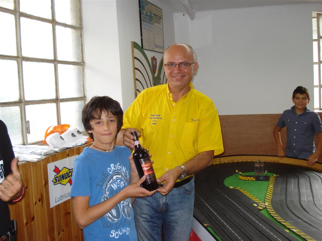Luca Franceschini 1° Junior