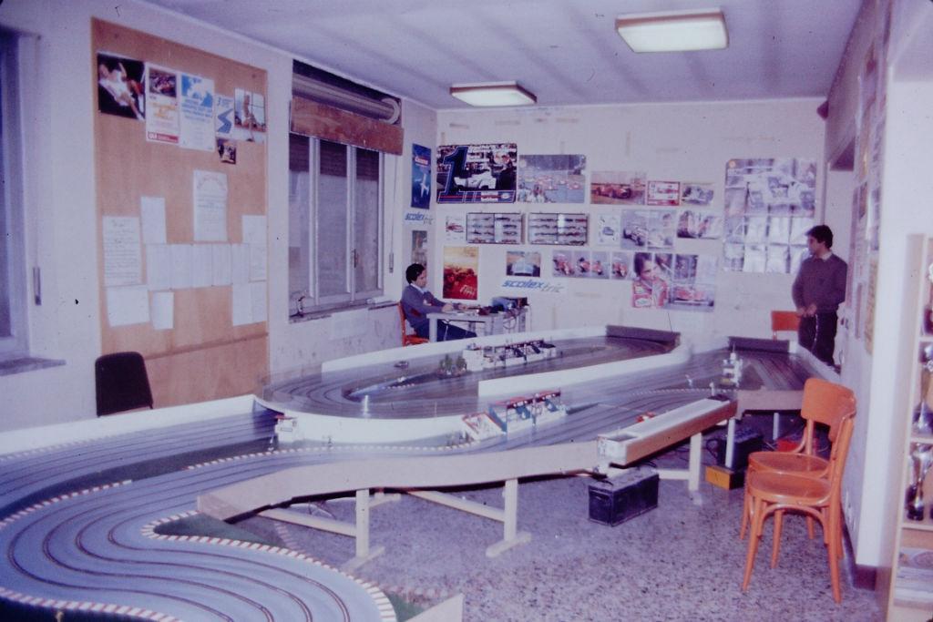 1983 Pista ECA2 in Via Assarotti