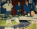 1966 - Gara Quattroruote al Museo Auto di Torino
