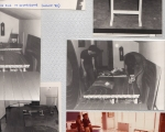 1977 - Costruzione prima pista in legno