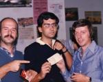1982 - Zunini e Galateria del MRMC Roma acquistano la pista-ECA1