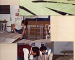 1982 - Costruzione pista ECA