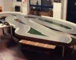 1982 - ECA in legno Corso Francia Hobby Model