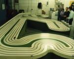 1989 - Pista ECA in Via Nizza a Torino