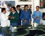 1989 - metallari alle prese con la plastica